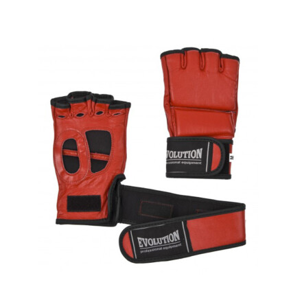 Gloves MMA synthetic leather