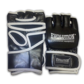 Gloves MMA Natural Leather