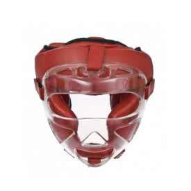 Head Gear With Mask PU