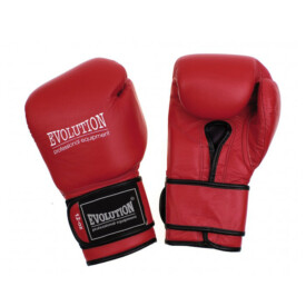 natural leather boxing gloves pro ++